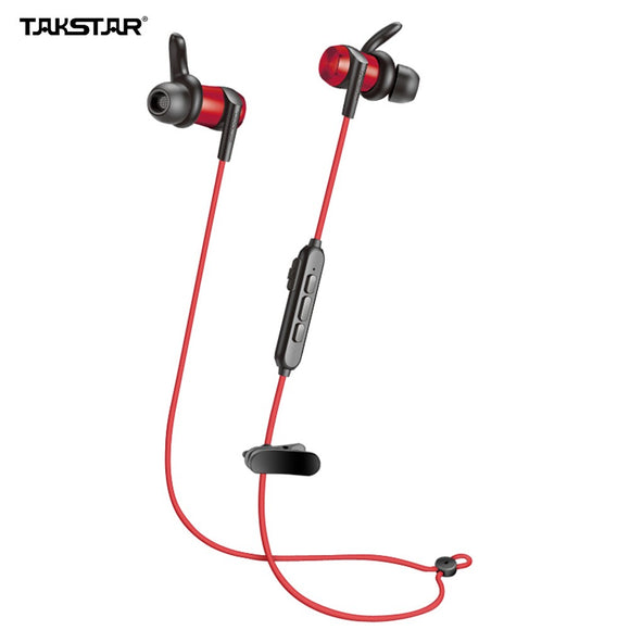 TAKSTAR DW1 In-ear BT Headphones Earphones Earbuds Rechargeable Built-in Microphone with Carry Bag for iPhone Samsung Xiaomi Huawei Smartphones - iontec.mx