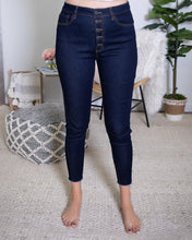 Load image into Gallery viewer, Button Fly Jeans - The Local Women's Boutique Clothing