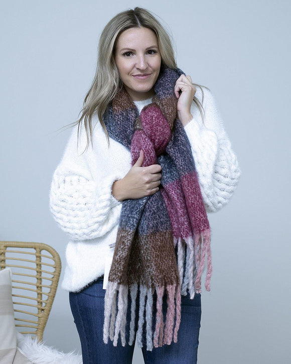 tassel scarf, winter scarf, fall fashion, fall accessories, winter accessories, cute scarf, affordable blanket scarf, the local boutique, online boutique, womens boutique, best fort wayne boutique, best online boutique, cute online boutique, trendy online boutique, fall fashion, boutique clothing, boutique clothing stores, boutique near me, clothing stores in Fort Wayne, Fort Wayne boutiques, Fort Wayne clothing stores