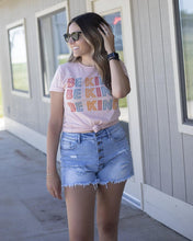 Load image into Gallery viewer, High Waisted Button Fly Shorts - The Local Women's Boutique Clothing