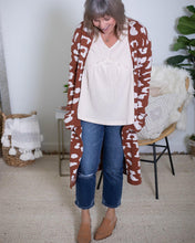 Load image into Gallery viewer, Leopard Print Cardigan - The Local Women's Boutique Clothing