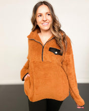 Load image into Gallery viewer, Faux Fur Pullover - The Local Women's Boutique Clothing