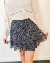 Load image into Gallery viewer, Floral Tiered Skirt - The Local Women's Boutique Clothing