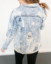 Load image into Gallery viewer, Oversized Jean Jacket - The Local Women's Boutique Clothing