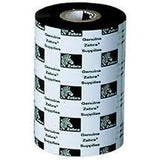 Zebra #800132-102 Wax/Resin Ribbon 2x244 for Zebra TLP-2824 (Single Roll)