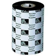 Zebra #800132-002 Wax Ribbon 2x244 for Zebra TLP-2824 (Single Roll)