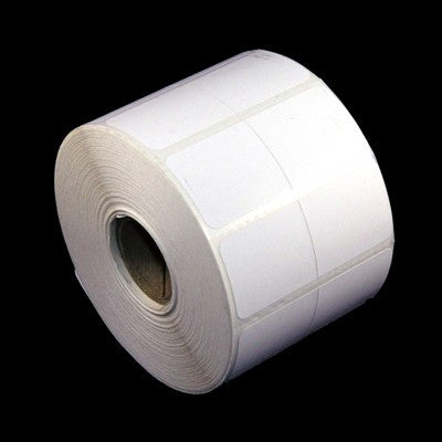 Zebra Compatible #800999-011 2up DT Permanent (Single Roll)