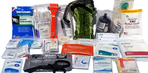 First Aid Response Kit