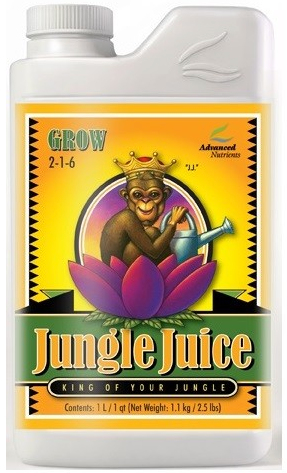 Jungle Juice 3-Part Grow