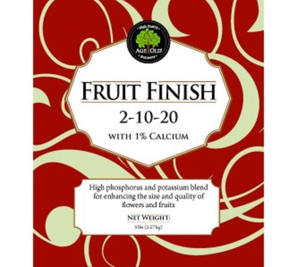 Fruit Finish