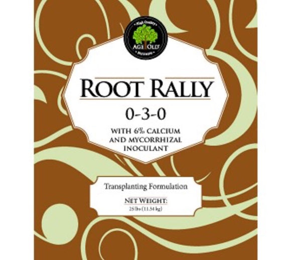 Dry Root Rally w/Mycorrhizae