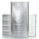 AMTV Scottsdale King Stacker 100 oz Silver Bar