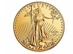 American Gold Eagle (Any Year) 1 oz Gold Coin
