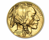 American Gold Buffalo (Any Year) 1 oz Gold Coin