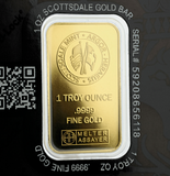 AMTV Scottsdale Gold 1 oz Gold Bar