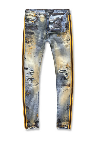 Jordan Craig Sean Talladega STRIPED DENIM (BAROQUE)
