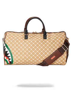 Sprayground Sharks in Paris vs Florence Duffle