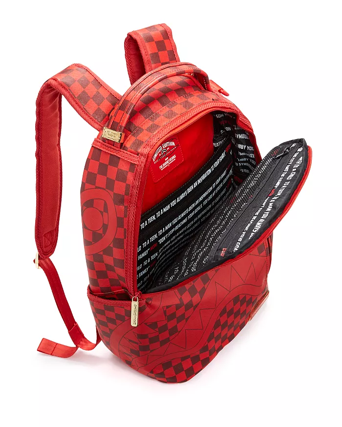 Sprayground/Todd Gurley Sharks in Paris Backpack