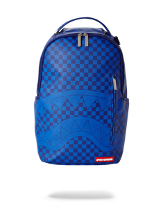 Sprayground Sharks in Paris Shark Universe Backpack (BLUE)