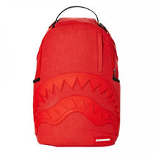 Sprayground Red Ghost Rubber Shark
