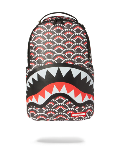 Sprayground Monogram Shark mouth Backpack