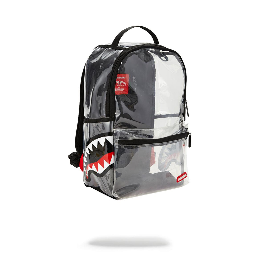 Sprayground 20/20 Double Cargo Shark Backpack