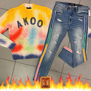 Akoo Fly Nature Sweater