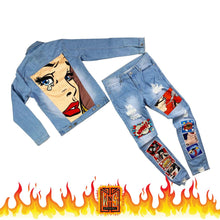 Comic Jeans (JEANS ONLY)