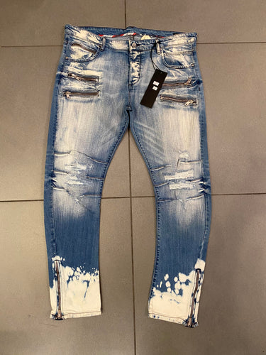 Rockstar Bleached Jeans