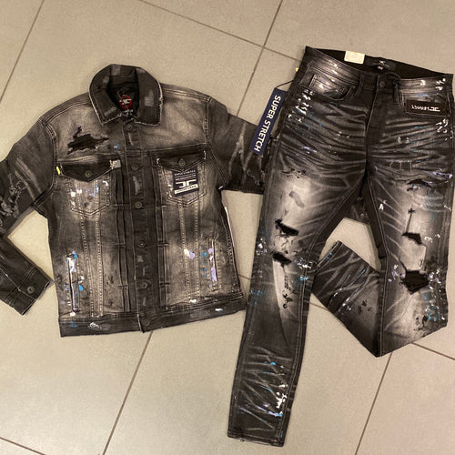 Jordan Craig Renoir Denim Set
