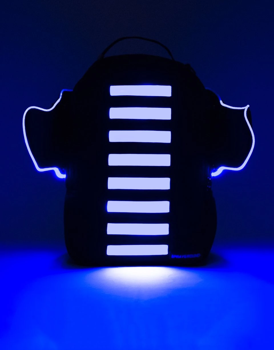 Sprayground Hyper-Flight Light Up/Illuminate Wings