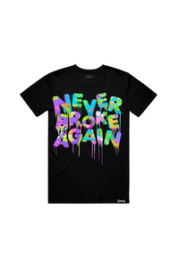 Never Broke Again Spring Drip T-Shirt