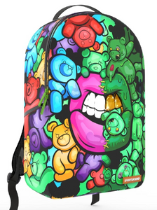 Sprayground Zombie Gummy Lips Backpack