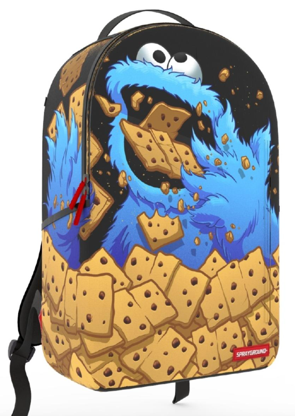 Sprayground Cookie Monster Backpack