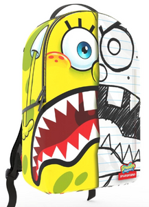 Sprayground Spongebob Spongedoodle Backpack