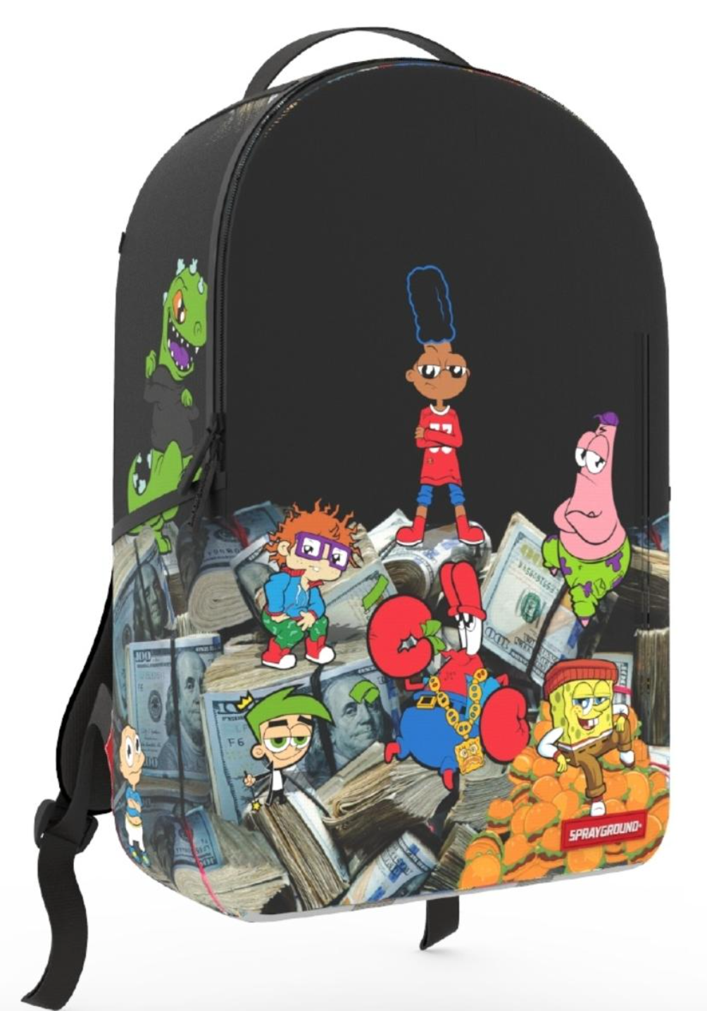 Sprayground 90's Nickelodeon Money Backpack