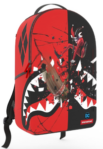 Sprayground Harley Quinn Smash Backpack