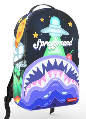 Sprayground Astro Bubble Mini Backpack