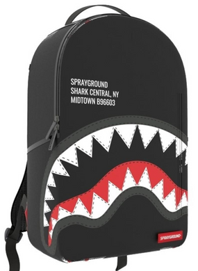 Sprayground Afroshark/Afrojack Collab 2.0 Backpack