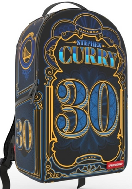 Sprayground NBA Stephen Curry Warriors