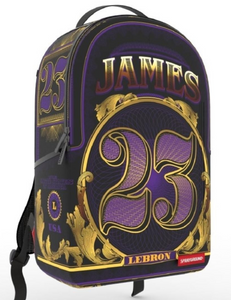 Sprayground NBA LeBron James Lakers
