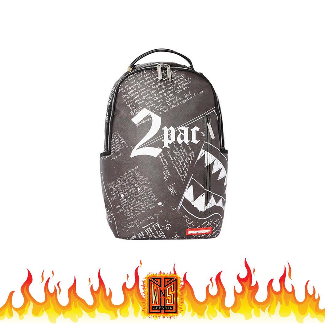 Sprayground 2Pac Backpack