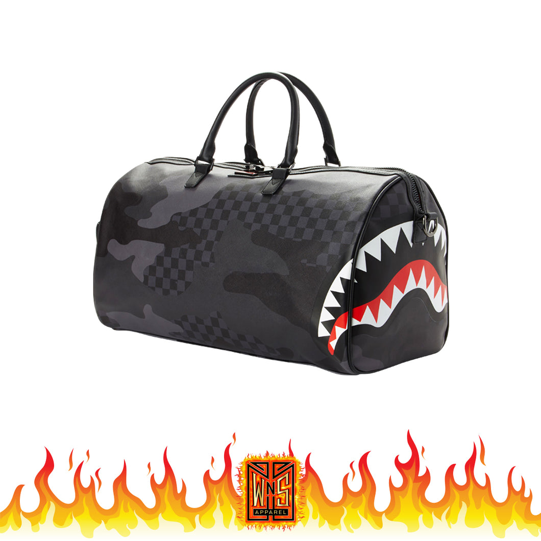 Sprayground 3AM Sharks in Paris Duffle
