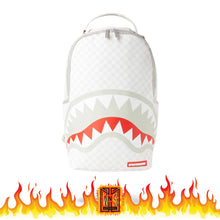 Sprayground Mean & Clean Sharks in Paris Backpack