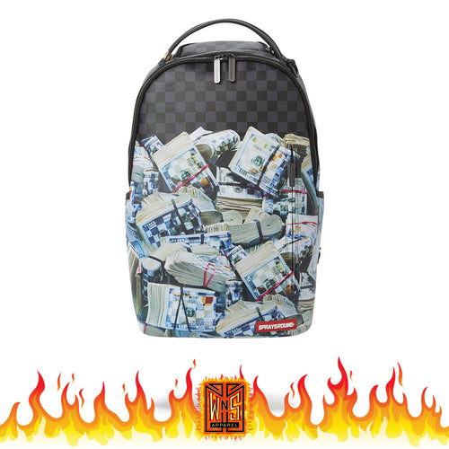 Sprayground New Money in Paris Backpack