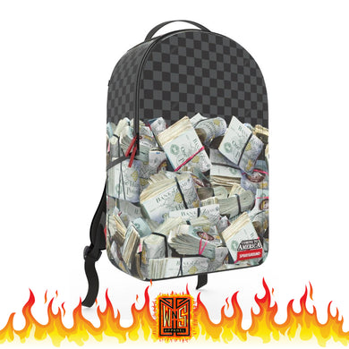 Sprayground Coming To America Movie Sharks Backpack
