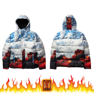 Avalanche Puff Jacket - Dreamland