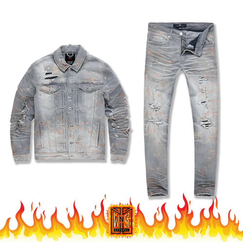 Jordan Craig Avalanche Denim Set (Eliada)