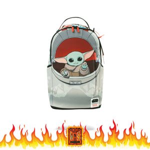 Sprayground Star Wars Baby Yoda Backpack