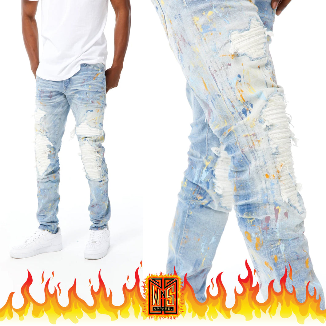 Jordan Craig Sunset Sean Reign Denim Jeans